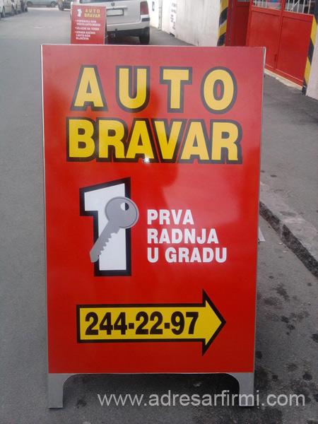 Auto bravar