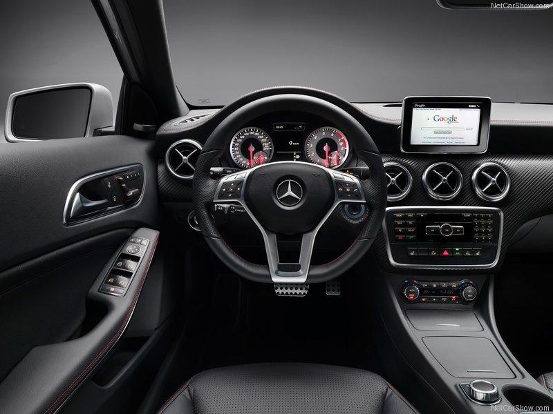 Mercedes A180 A