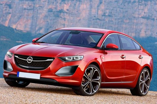 Opel insignia 2016 nova