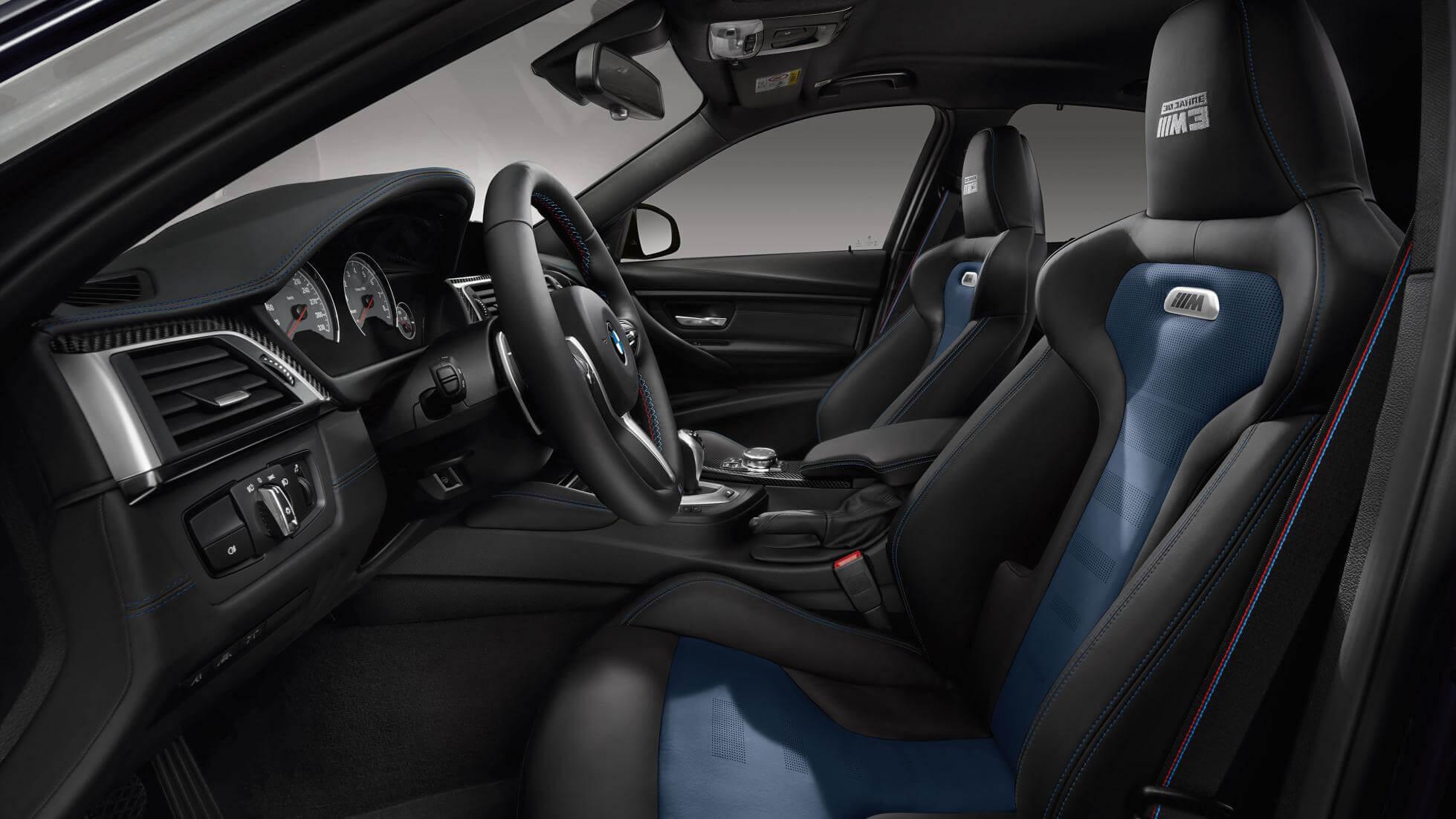 BMW M3 unutrasnjost