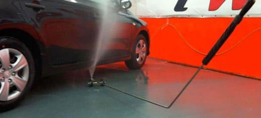 Čišćenje automobila od soli