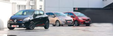 Clio Peugeot Yaris
