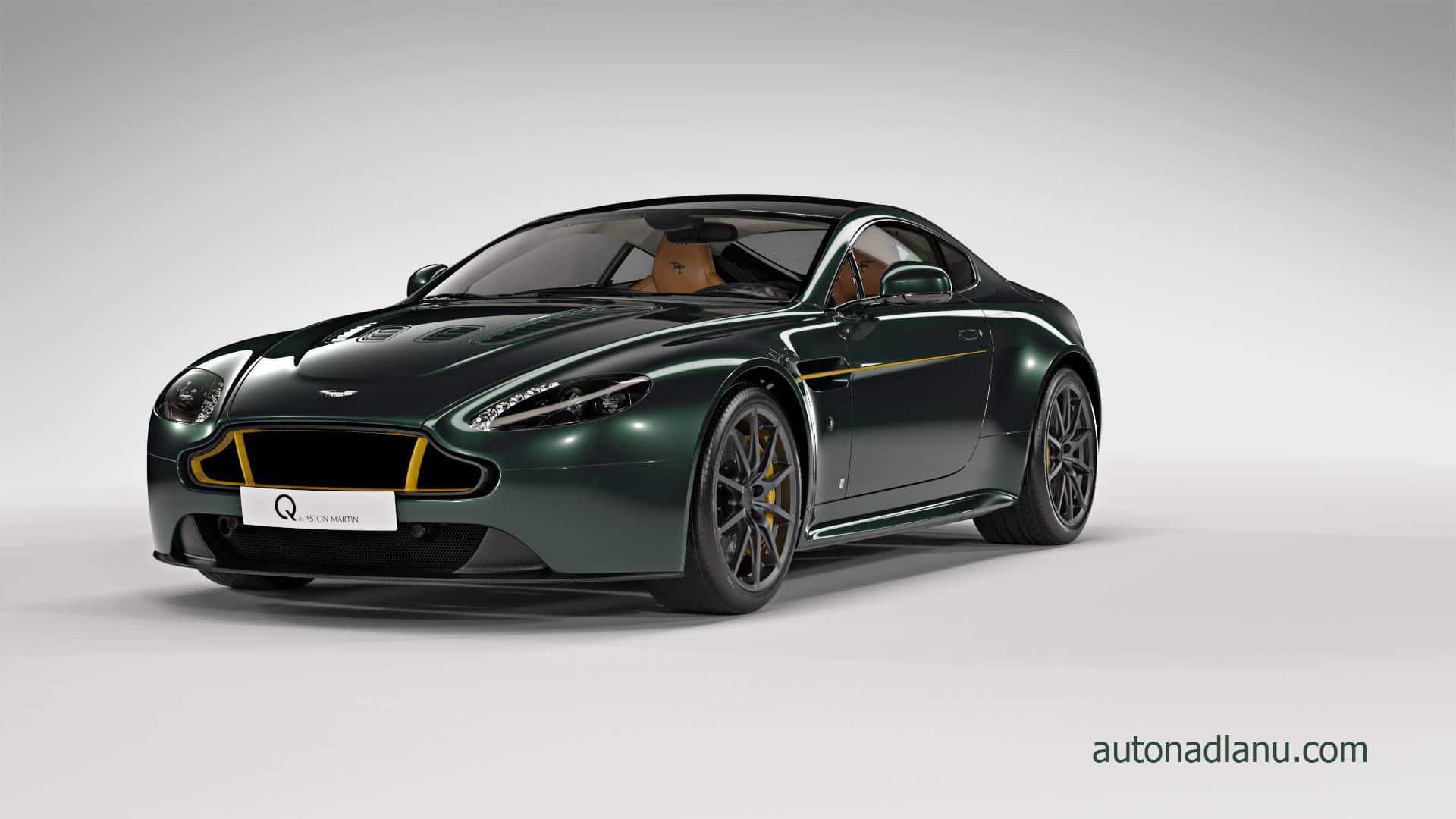 Aston Martin Duxford Green