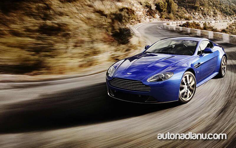 Aston Martin Vintage S V12