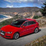 Audi A3 sportbek