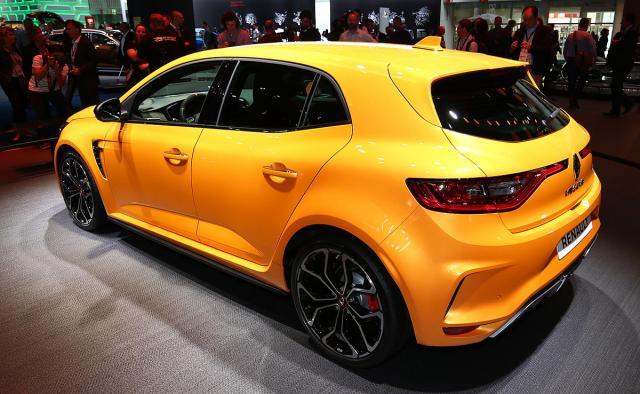 Renault Megan RS