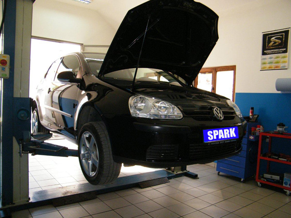 auto servis spark