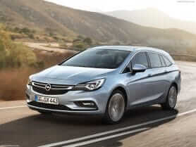 Test: Opel Astra sports tourer
