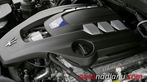 Maserati Levante 2017 crosover test