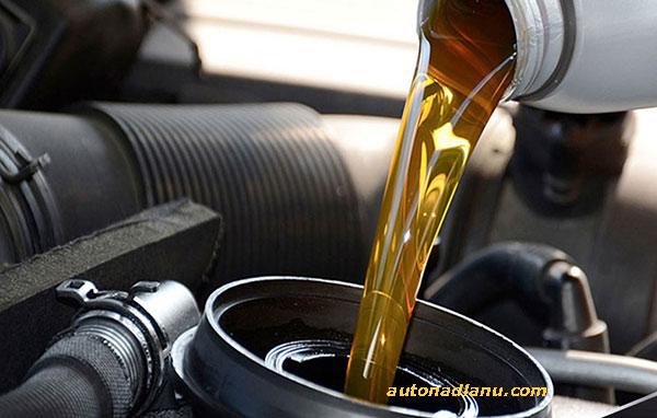 Kvalitetno motorno ulje