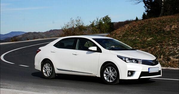 Toyota Corola 1.6 valvematic