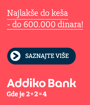 Keš kredit Addiko Bank