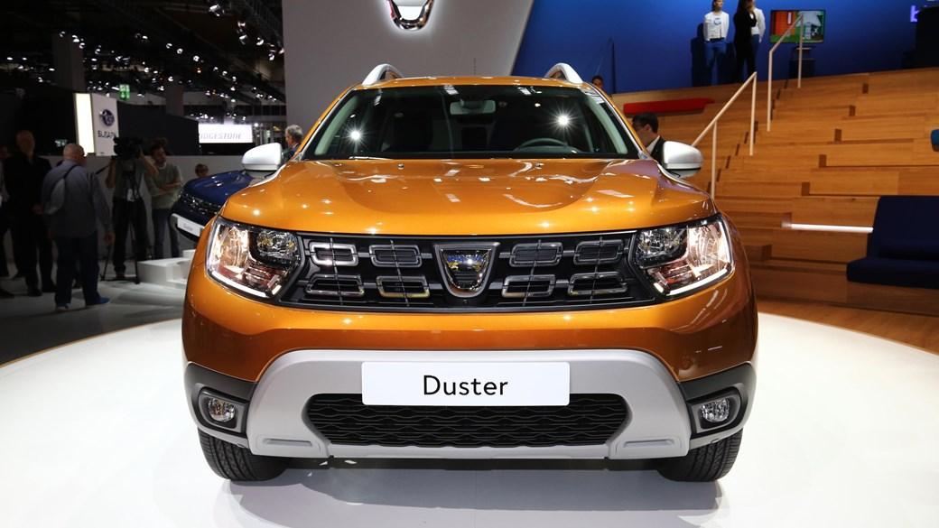 Nova Dacia Duster restilizovana