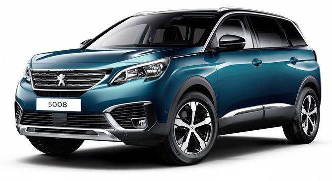 Peugeot SUV 5008 lako će vas osvojiti