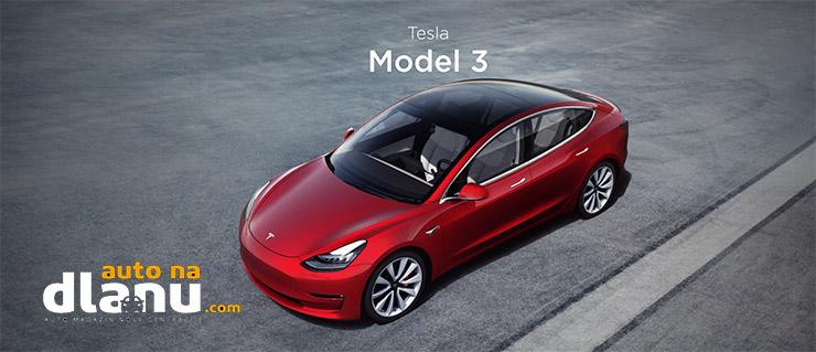 Tesla 3 sa auto pilotom vozi u svim vremenskim uslovima