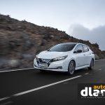 Nissan Leaf na putu