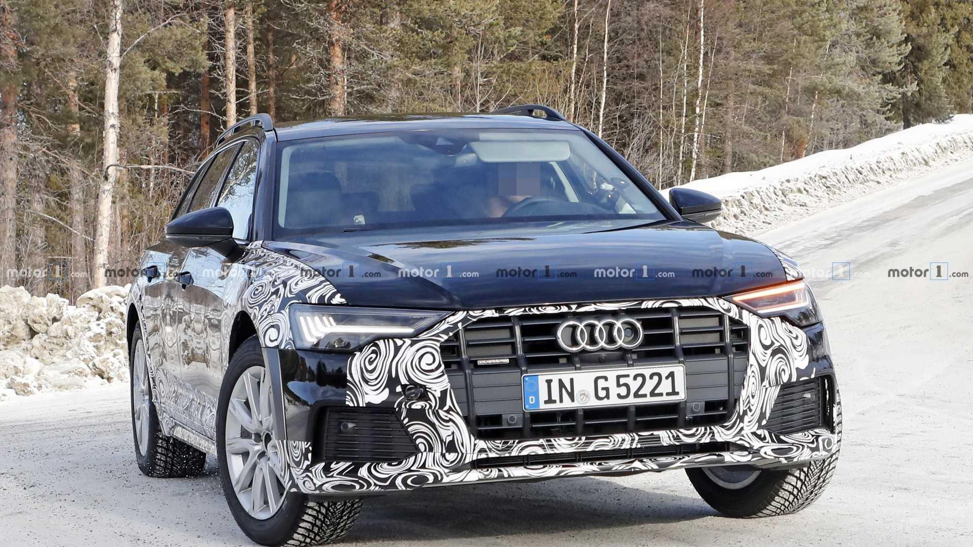 Novi Audi A6 All road 2019