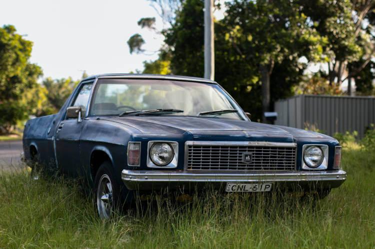 Polovni automobil staro vozilo